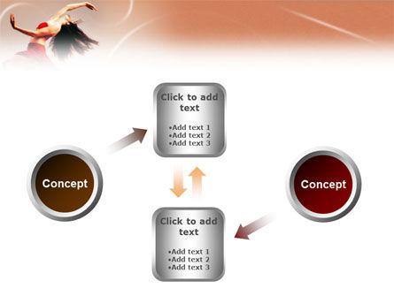 Ballet Dance PowerPoint Template Slide 18