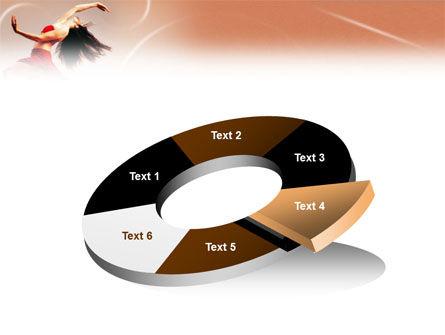 Ballet Dance PowerPoint Template Slide 19