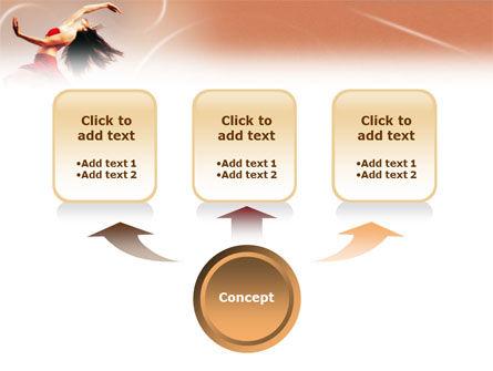 Ballet Dance PowerPoint Template, Slide 4, 01449, Art & Entertainment — PoweredTemplate.com