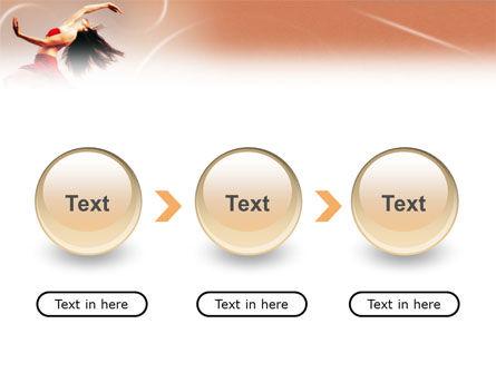 Ballet Dance PowerPoint Template Slide 5