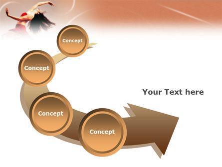 Ballet Dance PowerPoint Template Slide 6