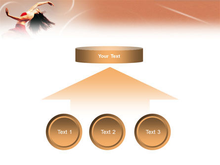 Ballet Dance PowerPoint Template Slide 8