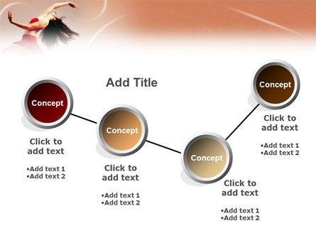 Ballet Dance PowerPoint Template Slide 9