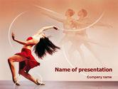 Ballet Dance PowerPoint Template#1