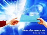 Education & Training: Training PowerPoint Template #01450