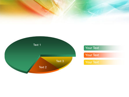 Mixed Colors PowerPoint Template Slide 19