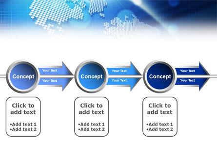Global Technologies PowerPoint Template Slide 10
