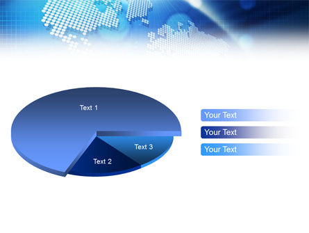 Global Technologies PowerPoint Template Slide 13