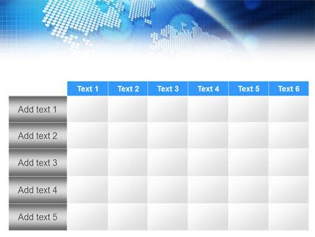Global Technologies PowerPoint Template Slide 15
