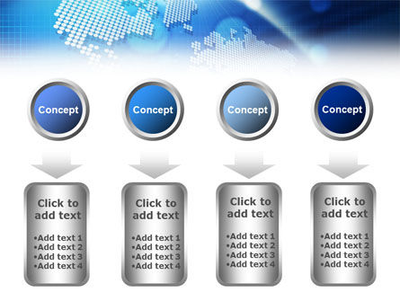 Global Technologies PowerPoint Template Slide 16