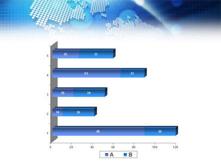 Global Technologies PowerPoint Template Slide 17