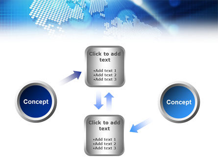 Global Technologies PowerPoint Template Slide 18