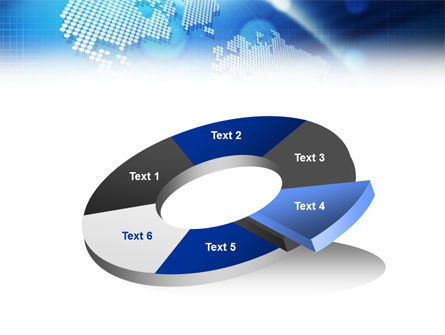 Global Technologies PowerPoint Template Slide 19