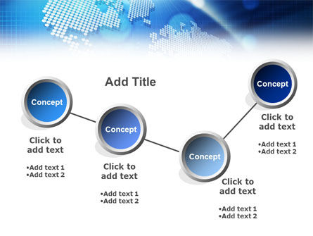 Global Technologies PowerPoint Template Slide 5