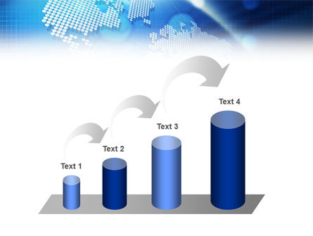 Global Technologies PowerPoint Template Slide 6