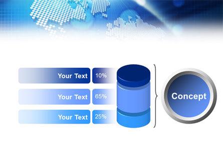 Global Technologies PowerPoint Template Slide 7
