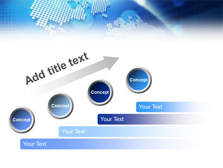 Global Technologies PowerPoint Template Slide 8