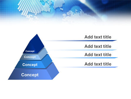 Global Technologies PowerPoint Template Slide 9