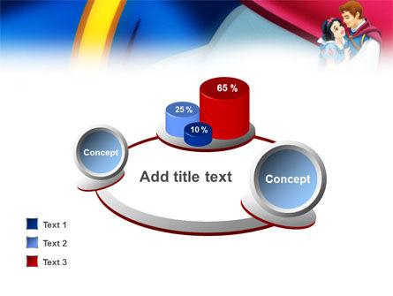 Chlodren's Cartoons PowerPoint Template Slide 10
