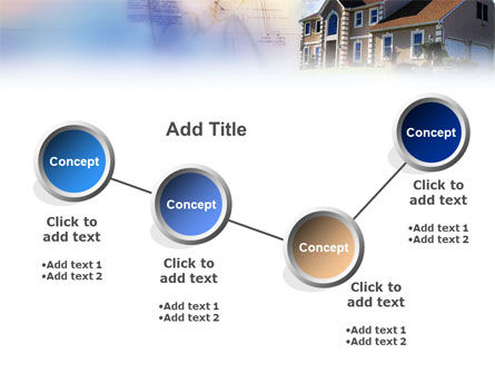 Building Planning Draft PowerPoint Template Slide 8