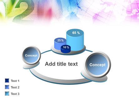 Global Numbers PowerPoint Template Slide 12