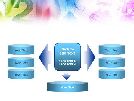 Global Numbers PowerPoint Template Slide 13
