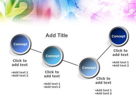 Global Numbers PowerPoint Template Slide 5