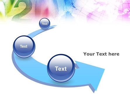 Global Numbers PowerPoint Template Slide 6