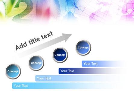 Global Numbers PowerPoint Template Slide 9