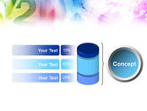 Global Numbers PowerPoint Template#8