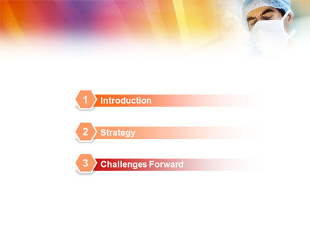 Medical Assistance PowerPoint Template, Slide 3, 01465, Medical — PoweredTemplate.com