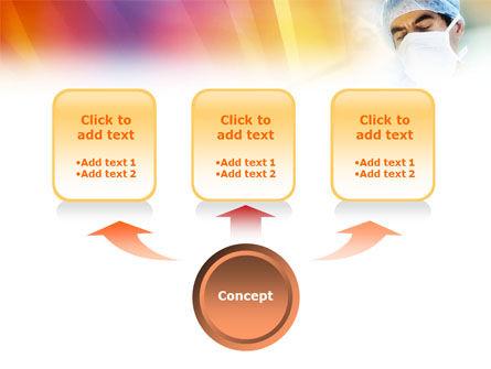 Medical Assistance PowerPoint Template, Slide 4, 01465, Medical — PoweredTemplate.com