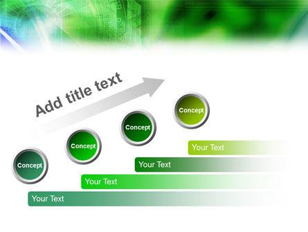 Digital Ornament PowerPoint Template Slide 11