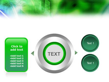 Digital Ornament PowerPoint Template Slide 12
