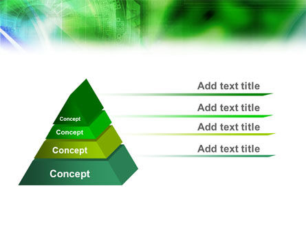 Digital Ornament PowerPoint Template Slide 13