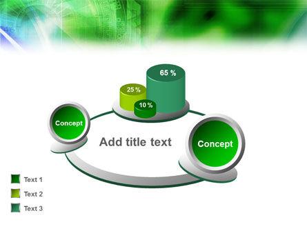 Digital Ornament PowerPoint Template Slide 16