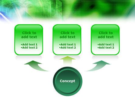 Digital Ornament PowerPoint Template Slide 4
