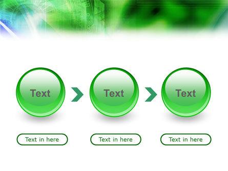 Digital Ornament PowerPoint Template Slide 5