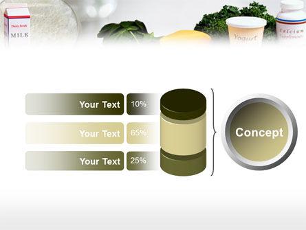 Milk Production PowerPoint Template Slide 11