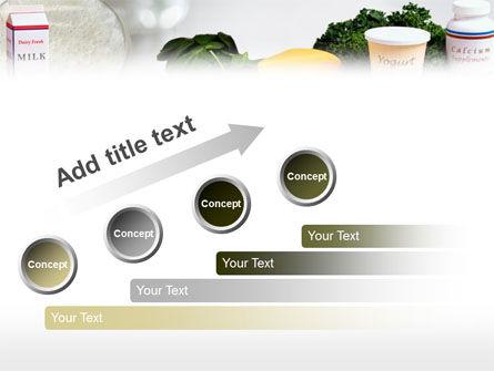 Milk Production PowerPoint Template Slide 12