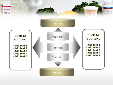Milk Production PowerPoint Template Slide 13