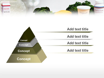Milk Production PowerPoint Template Slide 14
