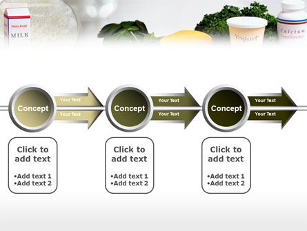 Milk Production PowerPoint Template Slide 16
