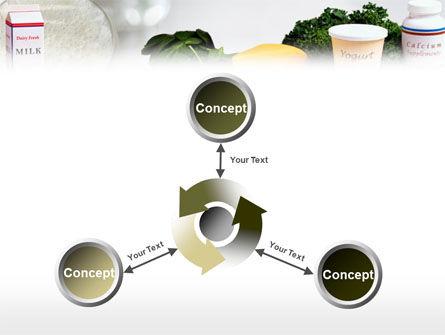 Milk Production PowerPoint Template Slide 18