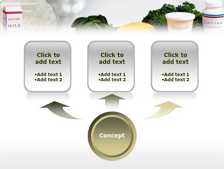 Milk Production PowerPoint Template Slide 4