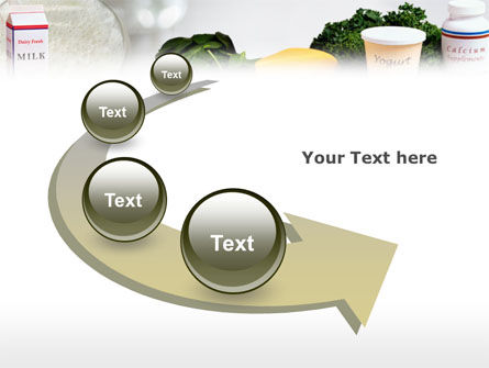 Milk Production PowerPoint Template Slide 6