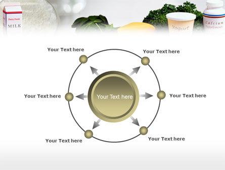 Milk Production PowerPoint Template Slide 7