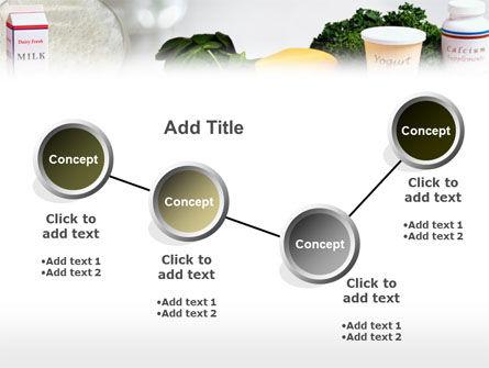 Milk Production PowerPoint Template Slide 8