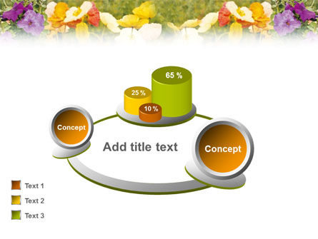 Floriculture and Gardening PowerPoint Template Slide 13