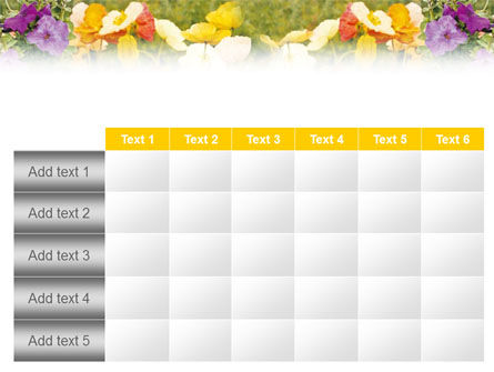 Floriculture and Gardening PowerPoint Template Slide 15